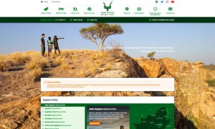 Official websites for Eastern and Southern Africa parks