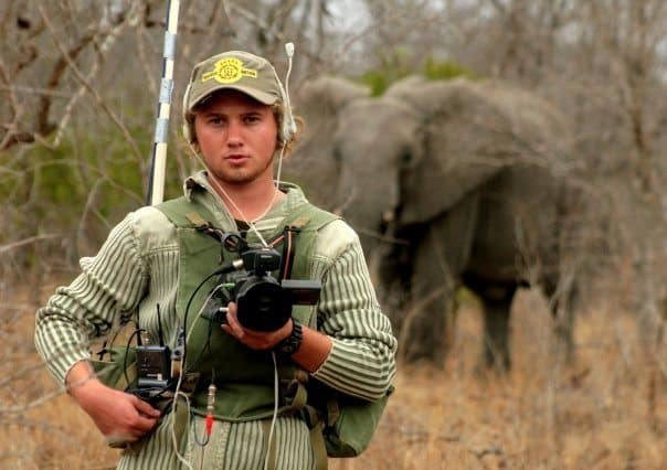 Capturing African wildlife with Herman Gerber from Safari TV