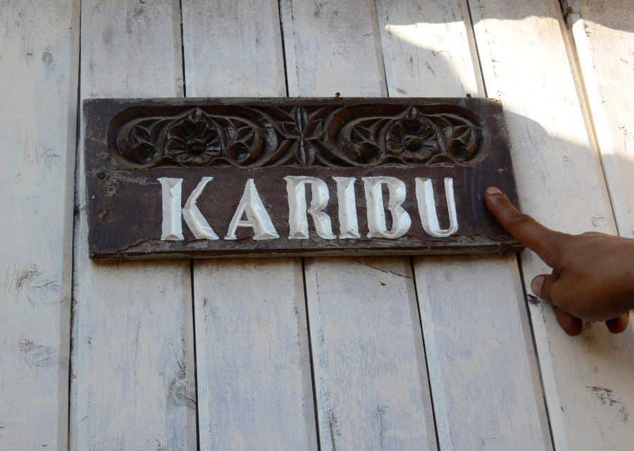 Safari greetings – Swahili basics