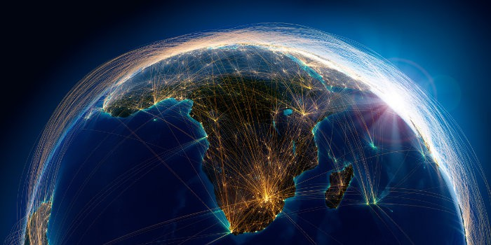 Africa is a continent, not a country
