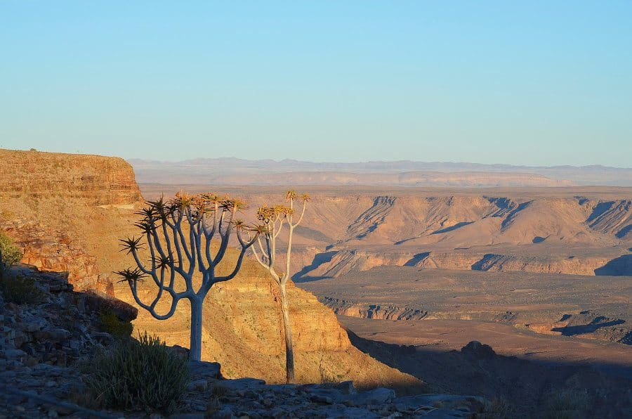 Interesting facts about the Fish River Canyon