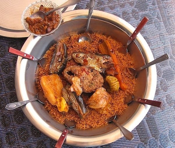 How to make Senegalese street food classic 'Thiebou dieune'