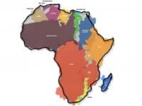 Africa size for real