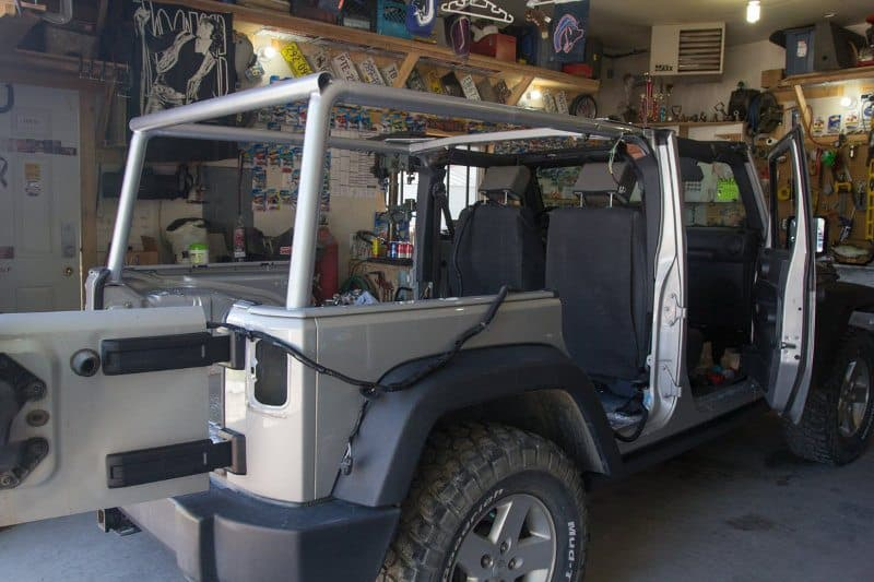 Here S How I Transformed My Jeep Into A Moving House To