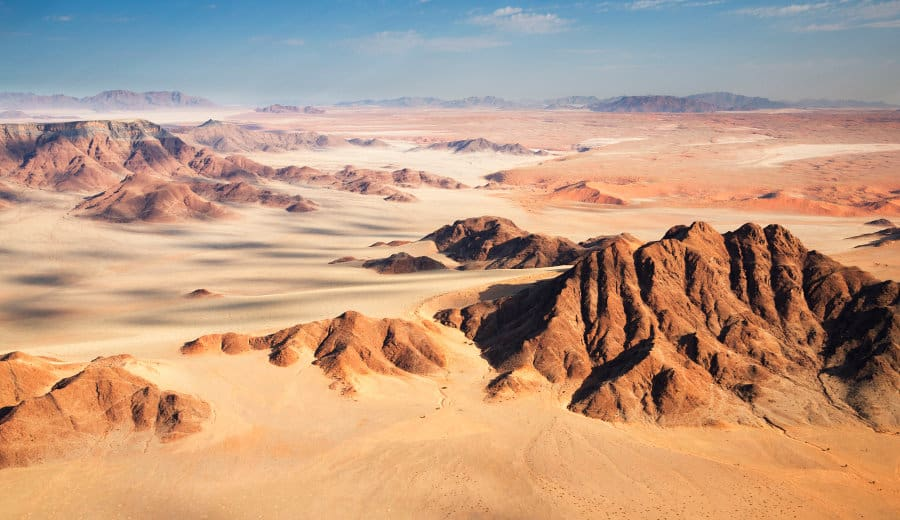 Namib desert: the complete guide to Africa's wildest wilderness