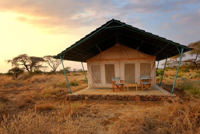 Sentrim Amboseli Luxury Tented Camp