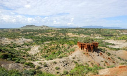 Olduvai Gorge – Touching the roots of your family tree