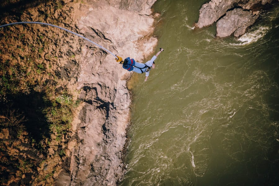 Victoria Falls Bungee Jump – What, why, price & tips