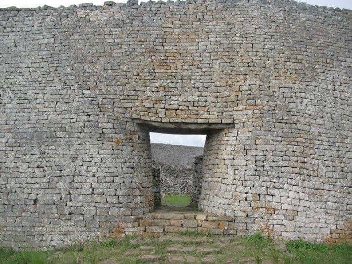 Gateway to Great Zimbabwe ruins