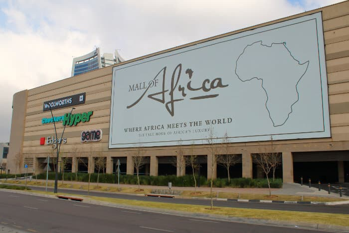 Mall of Africa - South Africa's (and Africa's) largest single phase shopping mall