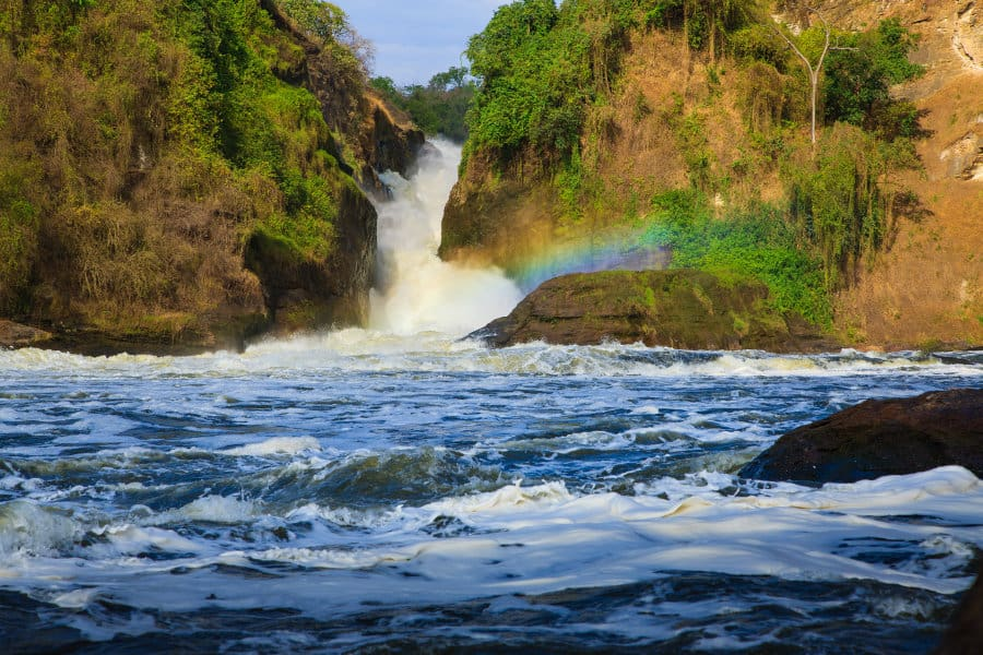 Murchison Falls National Park visitor's guide