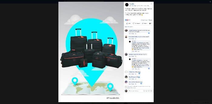 Travelite iSpot range