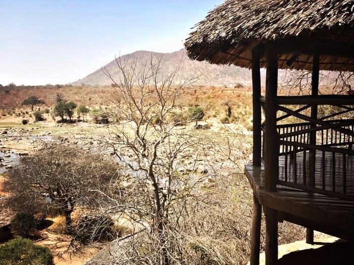 Ruaha River Lodge in Tanzania
