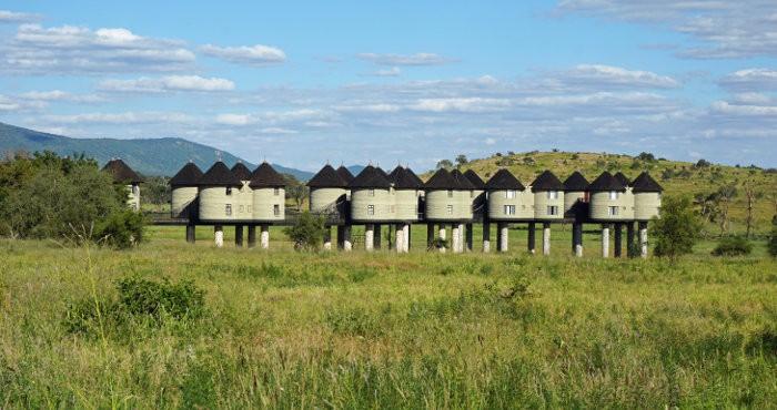 Sarova Salt Lick Game Lodge in Tsavo West National Park, Kenya
