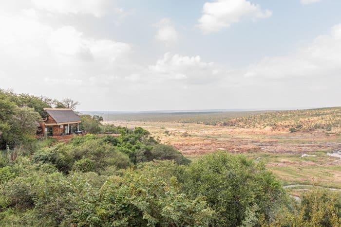Stunning views of the Olifants river, Olifants Rest Camp, Kruger