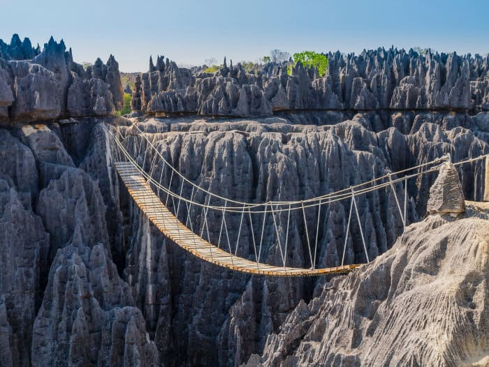 Tsingy de Bemaraha National Park, Melaky Region, northwest Madagascar