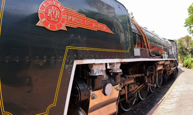 Rovos Rail – Overland train travel in style