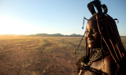 Himba people: Namibia's desert tribe