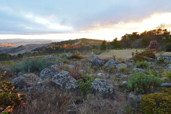 World's View in Nyanga National Park, Zimbabwe