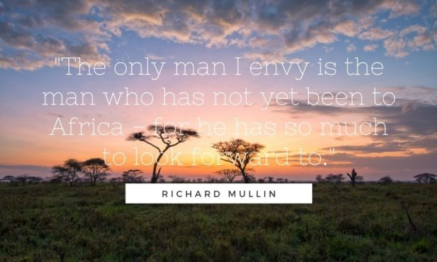 64 famous safari quotes that will inspire you to travel Africa